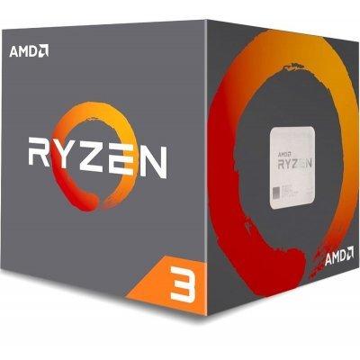 Процессор AMD Ryzen 3 1200 BOX (YD1200BBAEBOX) цена 2017