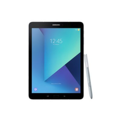 Планшетный ПК Samsung Galaxy Tab S3 9.7 SM-T820 Wi-Fi 32Gb серебристый (SM-T820NZSASER) аксессуар чехол samsung galaxy tab a 7 sm t285 sm t280 it baggage мультистенд black itssgta74 1