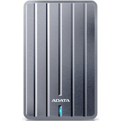 Внешний жесткий диск A-Data AHC660-1TU3-CGY 1Tb (AHC660-1TU3-CGY) жесткий диск a data classic hv100 1tb usb 3 0 black ahv100 1tu3 cbk
