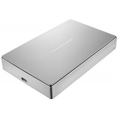 Внешний жесткий диск LaCie STFE4000401 4Tb (STFE4000401) внешний жесткий диск lacie porsche design 1tb stet1000400 silver