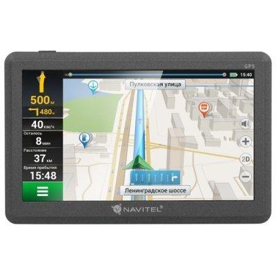 Навигатор GPS Navitel C500 (C500) gps навигатор lexand cd5 hd 5 авто 4гб navitel 9 стран черный