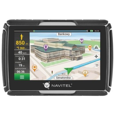 Навигатор GPS Navitel G550 Moto (G550) gps навигатор lexand cd5 hd 5 авто 4гб navitel 9 стран черный