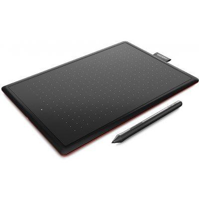 Графический планшет Wacom One CTL-672 черный/красный (CTL-672-N) wacom ctl 472 n red графический планшет