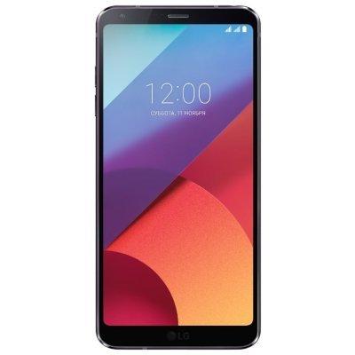 Смартфон LG G6 H870S 4/32Gb Black (Черный) (LGH870S.ACISBK) мобильный телефон lg g flex 2 h959 5 5 13 32 gb 2 gb gps wcdma wifi