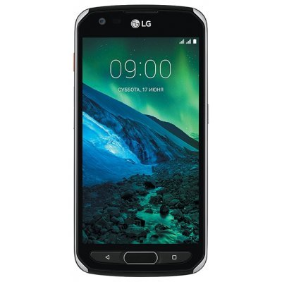 Смартфон LG X venture M710ds 32Gb черный (LGM710DS.ACISBK), арт: 274979 -  Смартфоны LG