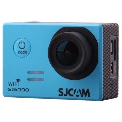 Экшн камера SJCAM SJ5000 WiFi синий (SJ5000WIFIBLUE)