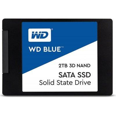 Жесткий диск ПК Western Digital WDS200T2B0A 2TB (WDS200T2B0A) жесткий диск пк western digital wds250g2b0a 250gb wds250g2b0a