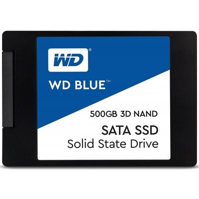 Жесткий диск ПК Western Digital WDS500G2B0A 500GB (WDS500G2B0A) bob sinclar a western video story