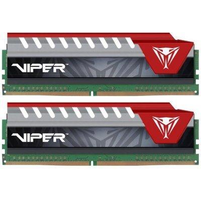 Модуль оперативной памяти ПК Patriot PVE48G280C6KRD 8GB DDR4 (PVE48G280C6KRD) patriot т 1 6 300f epg tesla