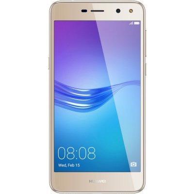 Смартфон Huawei Y5 2017 16 Gb Gold (Золотой) (51050NFE) смартфон huawei y5 2017 золотистый