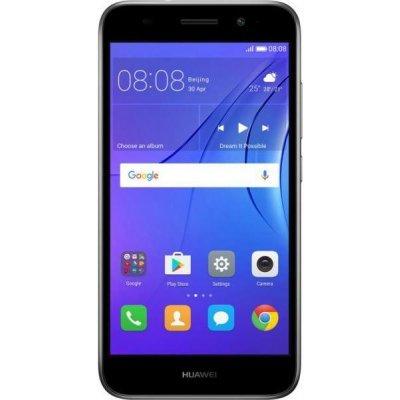 Смартфон Huawei Y3 2017 серый (51050NCW), арт: 275141 -  Смартфоны Huawei