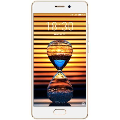 Смартфон Meizu PRO 7 64GB золотистый (M792H-64-G) смартфон highscreen fest xl pro blue