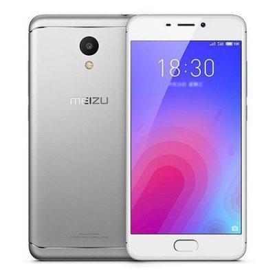 Смартфон Meizu M6 32GB серебристый (M7111H-32-S) f gattien 7111 311