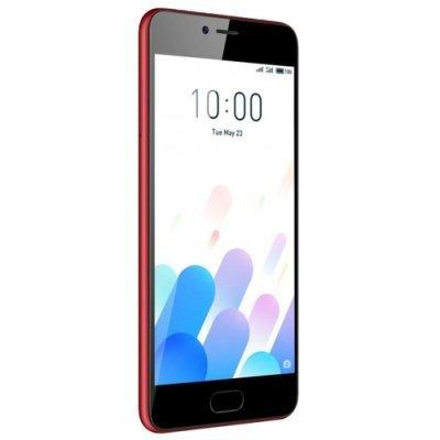 Смартфон Meizu M5C 16GB красный (M710H-16-R), арт: 275150 -  Смартфоны Meizu