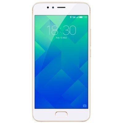 Смартфон Meizu M5S 16GB (M612H) Золотой (M612H-16-G) смартфон meizu m5 note m621h 16gb серый