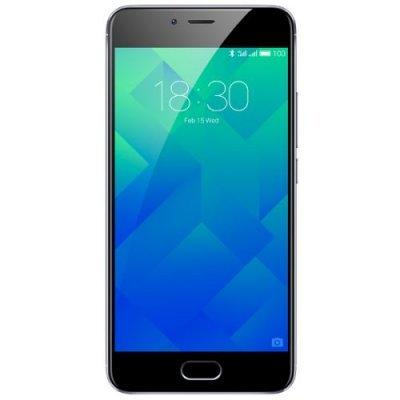 Смартфон Meizu M5S M612H 3/16Gb Gray (Серый) (M612H-16-GR) купить айпад 3 бу 16 гб