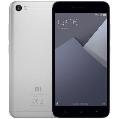 Смартфон Xiaomi Redmi Note 5A 2/16Gb серый (REDMINOTE5AGR16GB) смартфон xiaomi redmi note 5a серый 5 5 16 гб lte wi fi gps 3g redmi note 5a 16gb gray