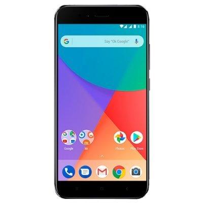 Смартфон Xiaomi MI A1 32GB черный (MIA1BL32GB), арт: 275156 -  Смартфоны Xiaomi