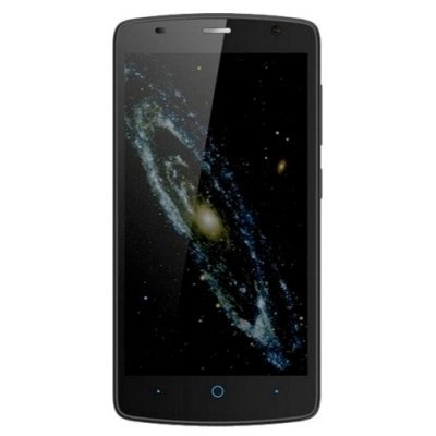 Смартфон ZTE BLADE L5 PLUS черный (BLADEL5PLUSBLACK) смартфон asus zenfone live zb501kl золотистый 5 32 гб lte wi fi gps 3g 90ak0072 m00140