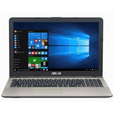 Ноутбук ASUS X541UV (X541UV-DM1470D) (X541UV-DM1470D) ноутбук hp 15 bs027ur 1zj93ea core i3 6006u 4gb 500gb 15 6 dvd dos black