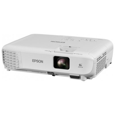 где купить Проектор Epson EB-S05 (V11H838040) дешево