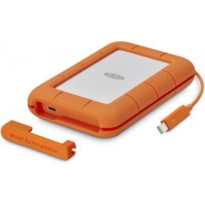 Внешний жесткий диск LaCie STFS500400 500Gb (STFS500400) внешний жесткий диск lacie porsche design 1tb stet1000400 silver