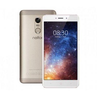 все цены на Смартфон TP-link Neffos X1 золотистый (TP902A44RU) онлайн