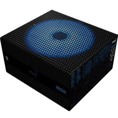 Блок питания ПК AeroCool P7 Platinum 850W (4713105957549) eset nod32 антивирус platinum edition 3пк 2года