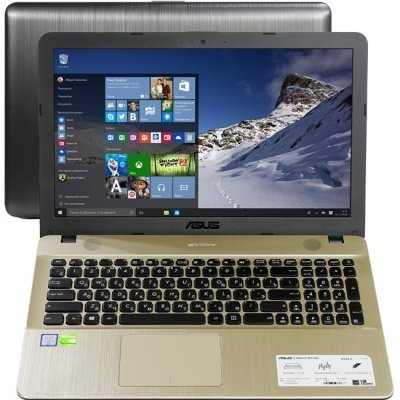 Ноутбук ASUS X541UV-DM1470D (90NB0CG1-M21710) (90NB0CG1-M21710) ноутбук asus vivobook x541uv gq984t 90nb0cg1 m22220 90nb0cg1 m22220