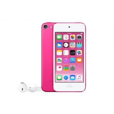 Цифровой плеер Apple iPod touch 128GB розовый (MKWK2RU/A) цифровой плеер apple ipod