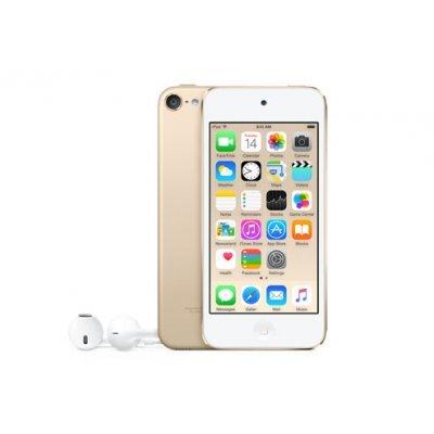 Цифровой плеер Apple iPod touch 128GB золотистый (MKWM2RU/A) цифровой плеер apple ipod