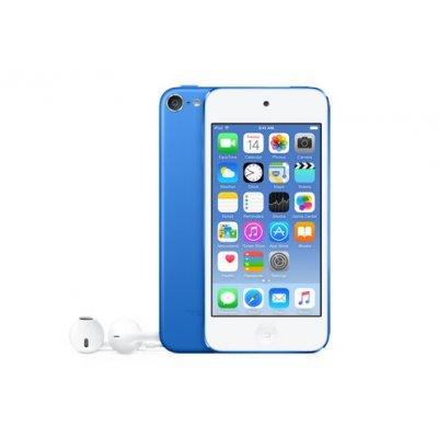 Цифровой плеер Apple iPod touch 128GB голубой (MKWP2RU/A) цифровой плеер apple ipod