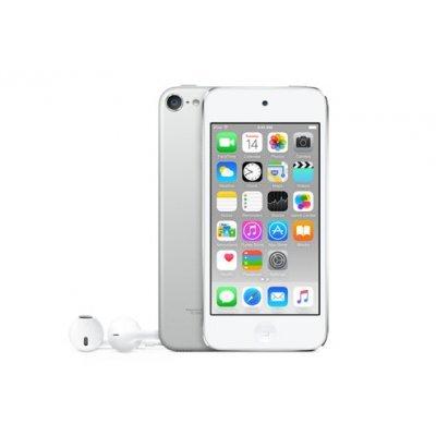 Цифровой плеер Apple iPod touch 128GB серебристый (MKWR2RU/A) цифровой плеер apple ipod