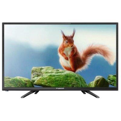 ЖК телевизор Fusion 24'' FLTV-24B100 (FLTV-24B100) какой лучше телевизор жк или led