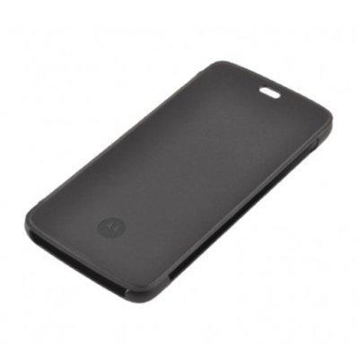 Чехол для смартфона Moto C Flip Cover Black WW (PG38C01661) (PG38C01661) кабель для ибп apc ap8704r ww  ap8704r ww