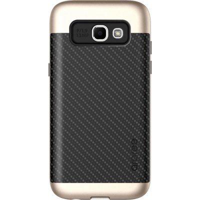 Чехол для смартфона Araree для Samsung Galaxy A3 (2017) Amy Classic золотистый (GP-A320KDCPBAA) (GP-A320KDCPBAA) чехол для сотового телефона takeit для samsung galaxy a3 2017 metal slim металлик