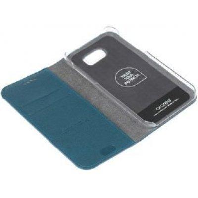 Чехол для смартфона Araree Samsung для Galaxy A7 (2017) Designed for Samsung Mustang Diary синий (GP-A720KDCFAAA) (GP-A720KDCFAAA) чехол книжка araree mustang diary для samsung galaxy a5 2017 синий