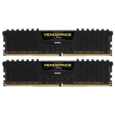 все цены на Модуль оперативной памяти ПК Corsair CMK16GX4M2D3200C16 2x8Gb DDR4 (CMK16GX4M2D3200C16) онлайн