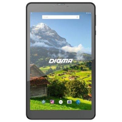 Планшетный ПК Digma Plane 8555M 4G черный (PS8168ML) планшетный пк digma plane 1601 3g графит ps1060mg