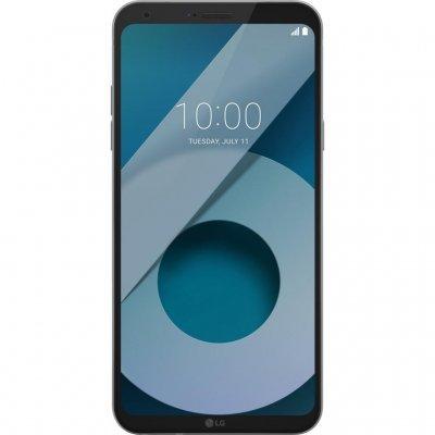 Смартфон LG Q6a M700 платиновый (LGM700.ACISPL) какую карту памяти для lg a258