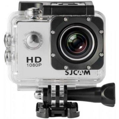 Экшн камера SJCAM SJ4000 белый (SJ4000WHITE) sjcam sj5000 plus black экшн камера