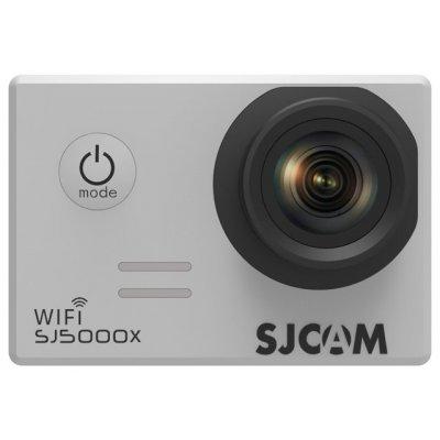 Экшн камера SJCAM SJ5000X Elite серебристый (SJ5000XSILVER)