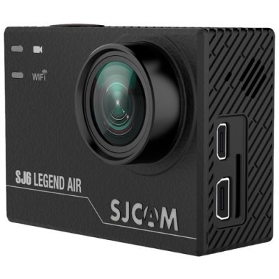 Экшн камера SJCAM SJ6 Legend Air черный (SJ6LEGEND_AIR BLACK) sjcam sj5000 plus black экшн камера