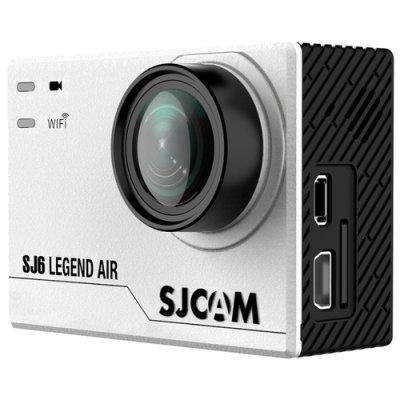 Экшн камера SJCAM SJ6 Legend Air белый (SJ6LEGEND_AIR WHITE) экшн камера sjcam sj6 legend black