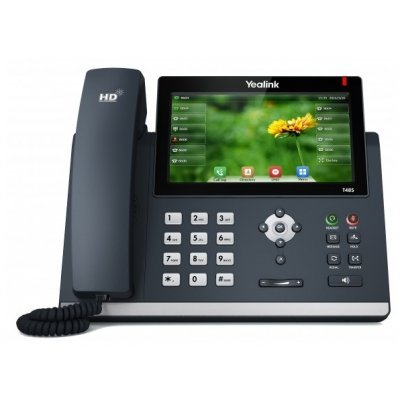 VoIP-телефон Yealink SIP-T48S (SIP-T48S) practical voip security