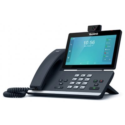 Видеотелефон VoIP-телефон Yealink SIP-T58V (SIP-T58V) practical voip security