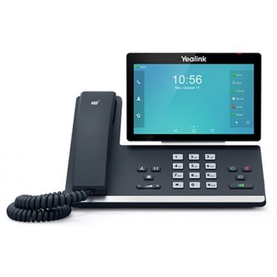 VoIP-телефон Yealink SIP-T58A (SIP-T58A) practical voip security