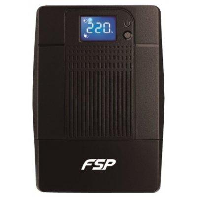 Источник бесперебойного питания FSP DPV 450 450VA/240W LCD Display, USB (2 EURO) (PPF2401401) цена и фото