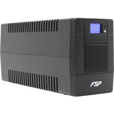 Источник бесперебойного питания FSP DPV 450 450VA/240W LCD Display, USB (4 IEC) (PPF2401400) ибп 3cott smart 450va 240w