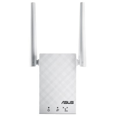 Wi-Fi точка доступа ASUS RP-AC55 (RP-AC55) wi fi точка доступа huawei ap2050dn ap2050dn